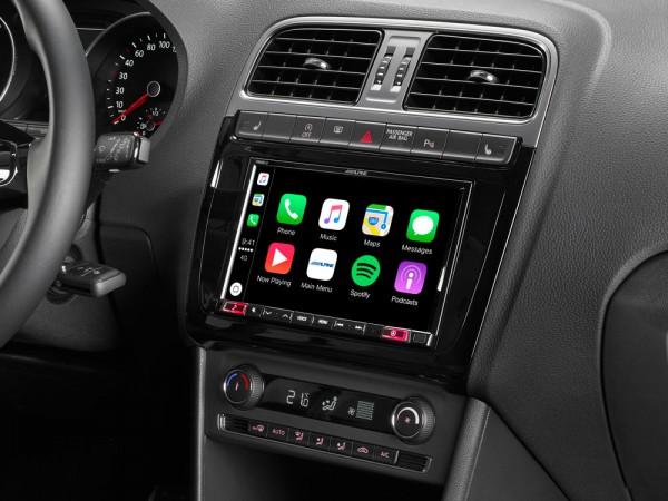Alpine X803D-P6C Navigationssystem VW Polo