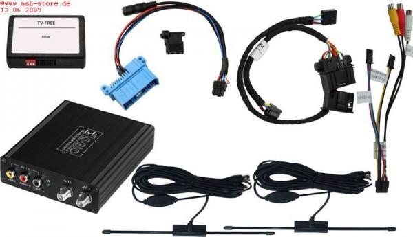 BMW 7er e65 DVB-T Set (TV Tuner vorhanden )