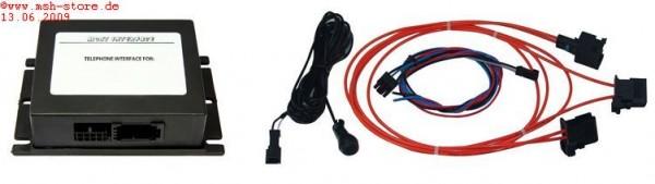Bluetooth Schnittstelle Porsche PCM2.1