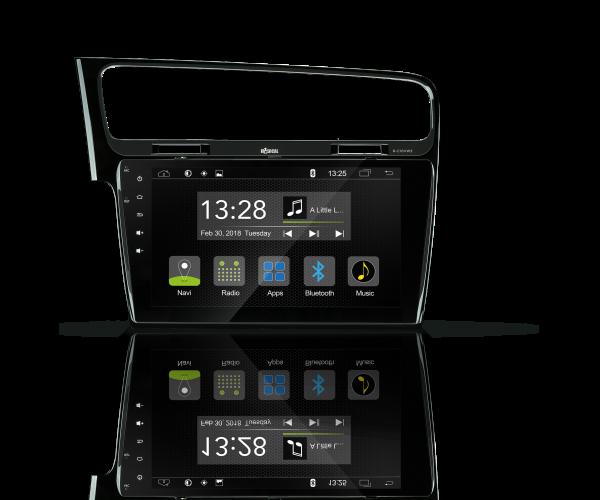 Radical R-C10VW2 Fahrzeugspezifischer Android Infotainer für VW Golf VII