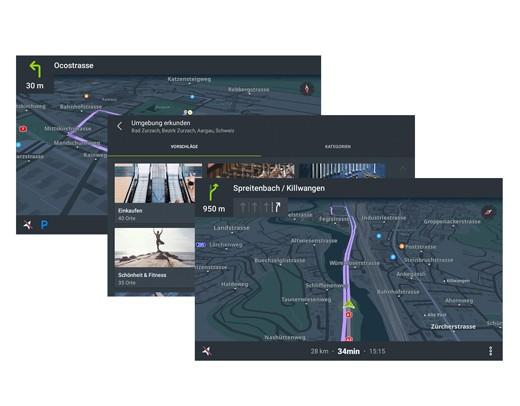 RADICAL R-MAPC10 Navigations Software