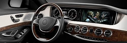 TV-Freischaltung für Mercedes mit Comand Online NTG5/5.5 Navigationssysteme