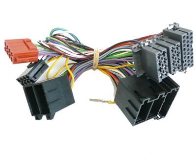 T-Kabelsatz OPEL 36-Pin (Fahrzeuge bis ca. 2004)