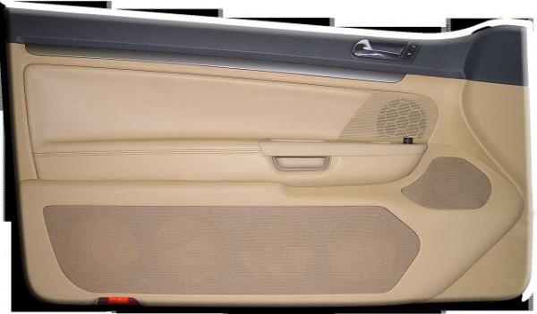 VW Golf 5 Doorboards mit 3-Wege Soundsystem