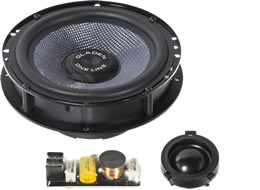 VW Golf 4,Passat,Bora Lautsprecherset Gladen Audio ONE 165 GOLF 4-SQX