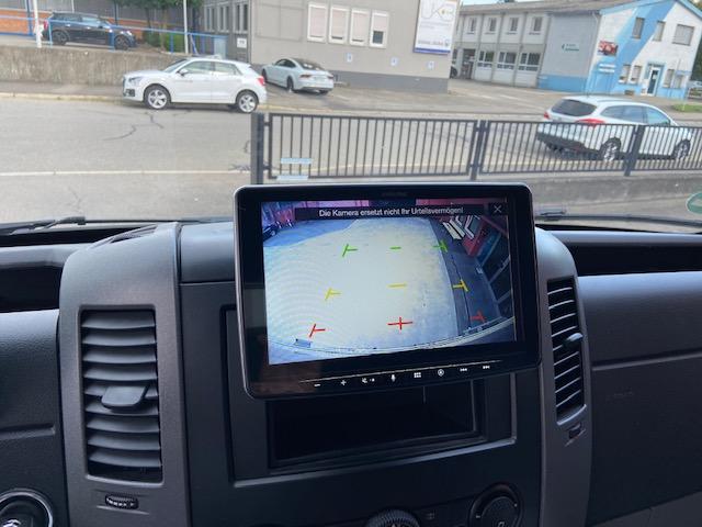 Mercedes-sprinter-Kamera