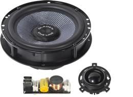 Gladen Audio ONE 165 GOLF 7-SQX