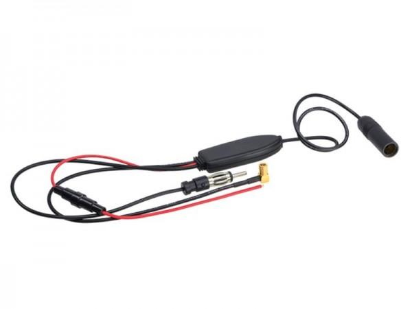 Antennensplitter AM/FM DAB 30cm SMB(f)