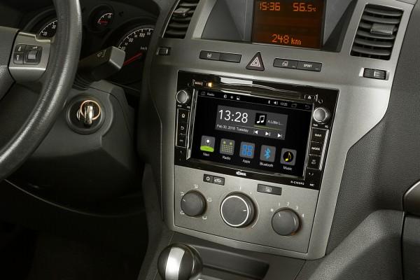 Radical R-C10OP2 Fahrzeugspezifischer Android Infotainer für Opel
