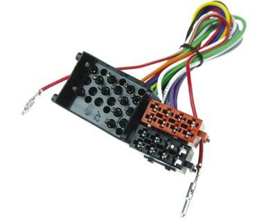 KFZ-spezifischer Adapter ISO auf BMW/ROVER