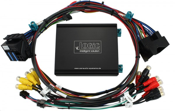 BMW Videointerface für Professional NBT Navigation