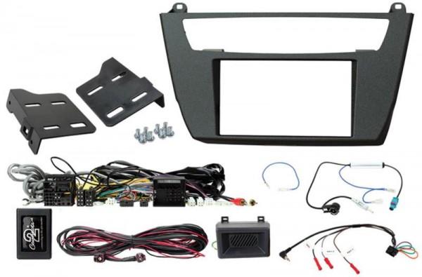 2-DIN Kit BMW 1er/2er (Lenkrad Fernbedienungsadapter-Adapter)