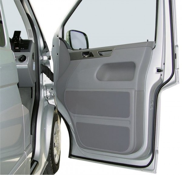 VW T5 Transporter Doorboards