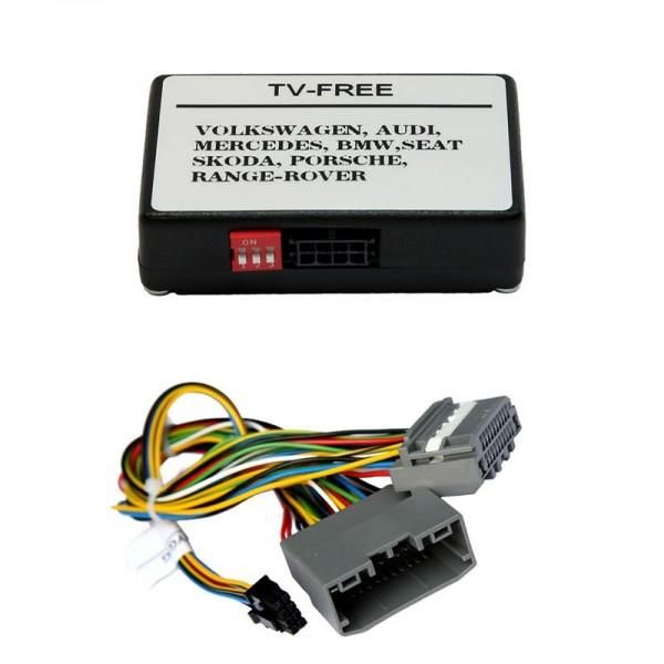 TV-Freischaltung für CHRYSLER mit MYGIG Navigation inkl. Kabelsatz