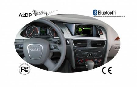 KUFATEC FISCON für Audi A4 (8K), A5 (8T), Q5 mit Concert/Symphony