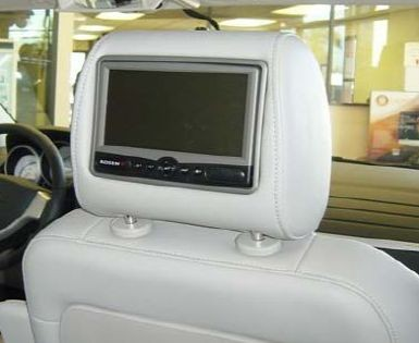 BMW 5er e60/e61 Rear Seat Entertainment Set