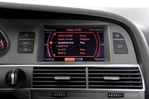 DAB / DAB + Nachrüstung Audi MMI 2G High mit DAB ab Werk