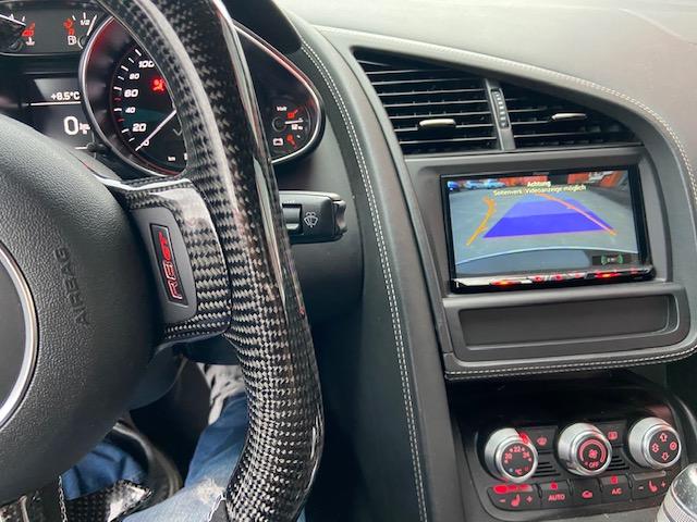 Audi-R8-Kamerainterface