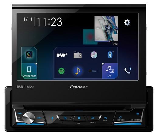 PIONEER AVH-A7100BT 2-DIN Moniceiver mit Bluetooth