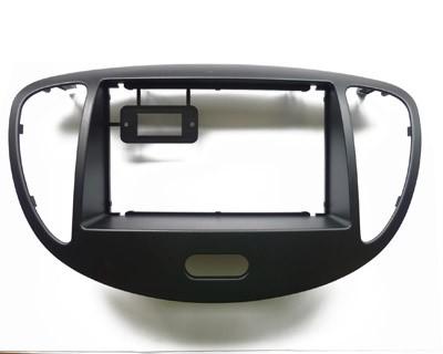 Radioblende 2-DIN HYUNDAI i10 2008-, schwarz