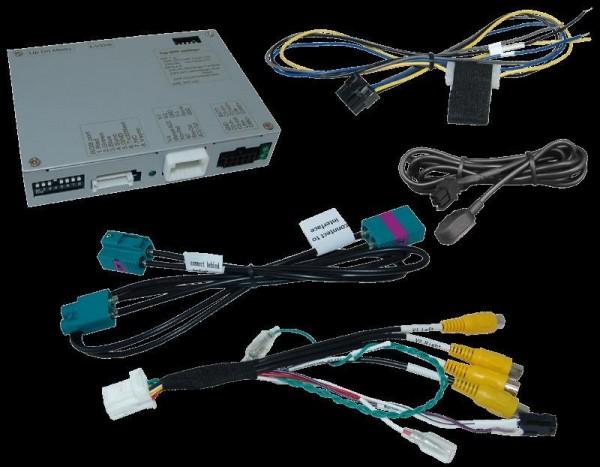 Rückfahrkamera Interface für MERCEDES mit MBUX NTG6 - 7 und 10.25 Zoll