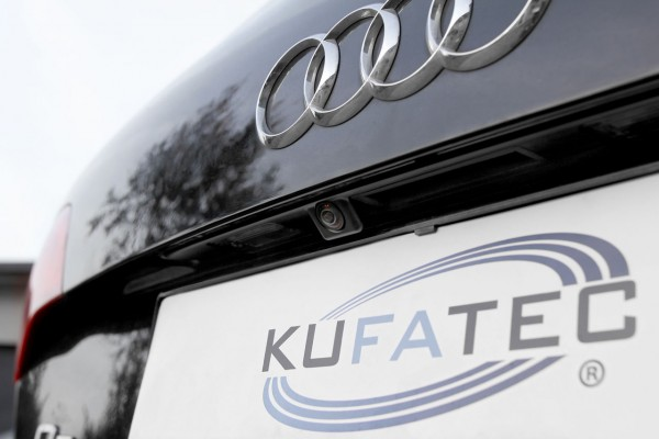 Audi Q7 4L Komplett-Set Front- und Rückfahrkamera