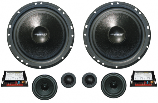 VW T5 Soundsystem mit 165mm Power-Woofern