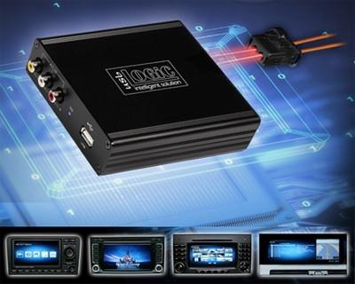 USB Mediaplayer für Land Rover Touchscreen Navigation