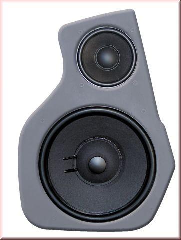 Lautsprecher-Set für Mercedes SL R 129 Roadster bis Bj. 96