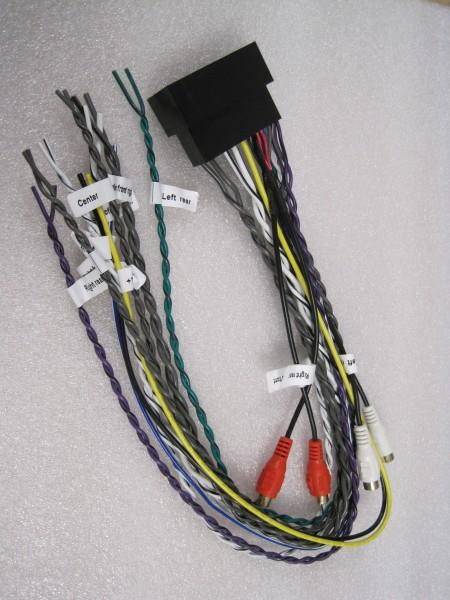 BMW 42-Pin Kabelsatz