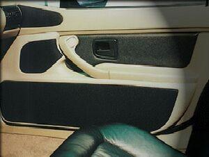 Komplettset mit Doorboards für den BMW Z3