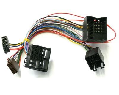 T-Kabelsatz OPEL mit Quadlock